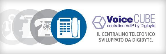 VoiceCube: il centralino telefonico VOIP sviluppato da Digibyte